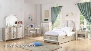 Tempat Tidur Anak Mewah Minimalis