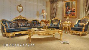 model kursi tamu sofa mewah