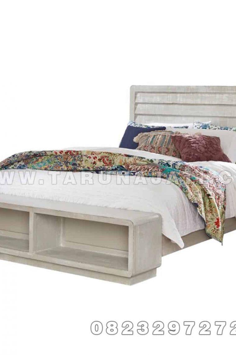 tempat tidur mewah multifungsi